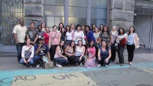 Visitação ao Arquivo Público do estado do Rio de Janeiro