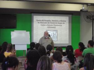 Educação Patrimonial como Metodologia de Pesquisa - Professor convidado Jorge Najjar