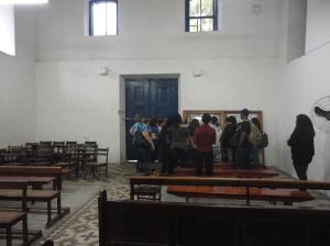Patronato São Bento - Professora Márcia Spadetti