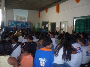 Escola Municipal Regina Celi da Silva Cerdeira - Centro de Referência em Educação Patrimonial
