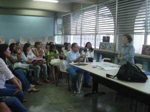 Professora Marta Ignês de Freitas Rossi